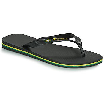 Čevlji  Moški Japonke Ipanema CLASSICA BRASIL II Črna
