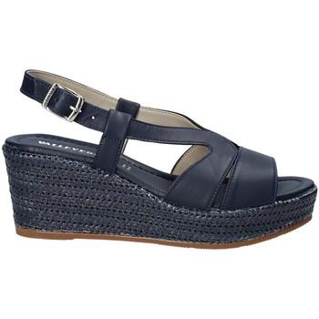 Čevlji  Ženske Sandali & Odprti čevlji Valleverde 32211 Modra