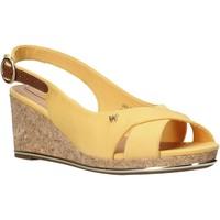 Čevlji  Ženske Sandali & Odprti čevlji Wrangler WL01530A Rumena