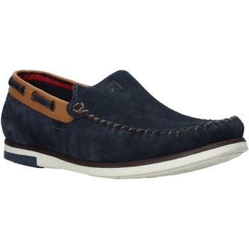 Čevlji  Moški Mokasini Wrangler WM01140A Modra