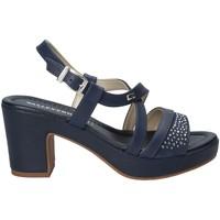 Čevlji  Ženske Sandali & Odprti čevlji Valleverde 32501 Modra