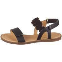 Čevlji  Deklice Sandali & Odprti čevlji Bisgaard 719451211000 Črna