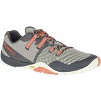 Čevlji  Moški Tek & Trail Merrell Trail Glove 6 Siva, Oranžna