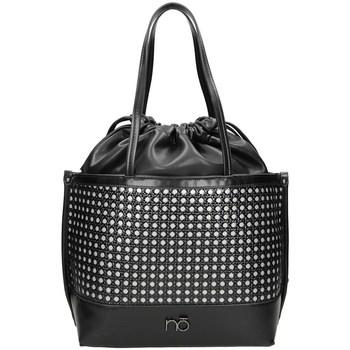 Torbice Ženske Ročne torbice Nobo NBAGK1710C020 Črna