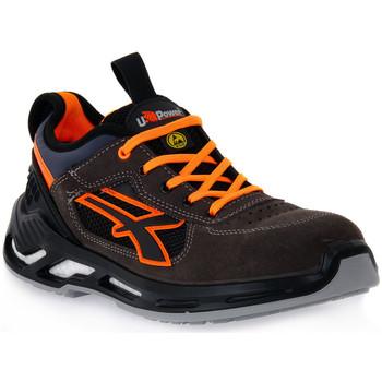 Čevlji  Moški Šport U Power RYDER ESD S1P SRC Grigio
