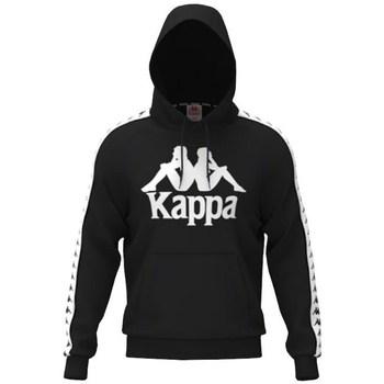 Oblačila Moški Puloverji Kappa Hurtado Hooded Črna