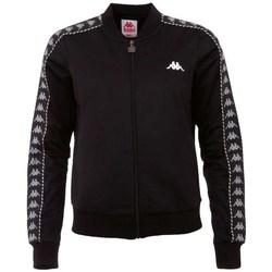 Oblačila Ženske Puloverji Kappa Imilia Training Jacket Črna