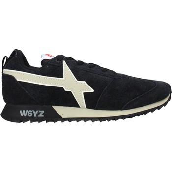 Čevlji  Moški Nizke superge W6yz 2014032 01 Črna