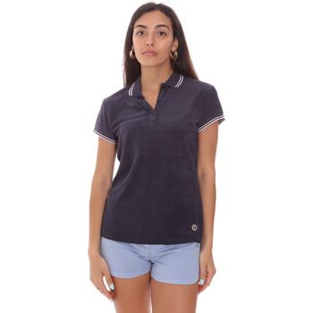 Oblačila Ženske Polo majice kratki rokavi Colmar 8733 2TQ Modra
