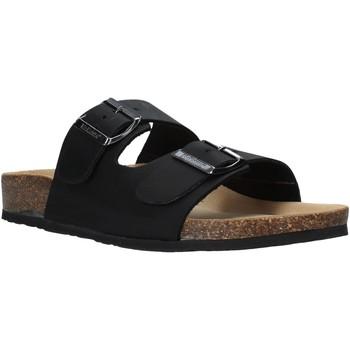 Čevlji  Moški Natikači Bionatura 11THESU-I-CRHNER Črna
