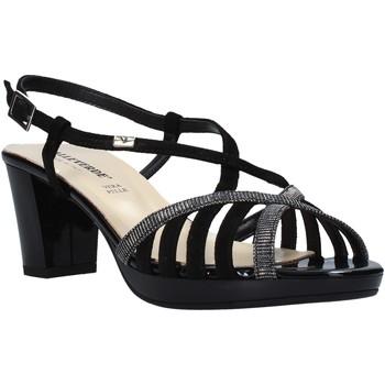 Čevlji  Ženske Sandali & Odprti čevlji Valleverde 38536 Črna