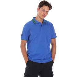 Oblačila Moški Polo majice kratki rokavi Invicta 4452240/U Modra