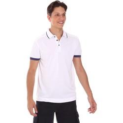 Oblačila Moški Polo majice kratki rokavi Invicta 4452253/U Biely