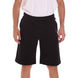 Oblačila Moški Kratke hlače & Bermuda Ciesse Piumini 215CPMP71415 C4410X Črna