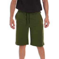 Oblačila Moški Kratke hlače & Bermuda Ciesse Piumini 215CPMP71415 C4410X Zelena