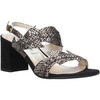 Čevlji  Ženske Sandali & Odprti čevlji Valleverde 28250 Črna