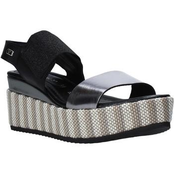 Čevlji  Ženske Sandali & Odprti čevlji Valleverde 32430 Črna