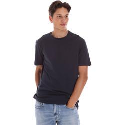 Oblačila Moški Majice s kratkimi rokavi Ciesse Piumini 215CPMT01455 C2410X Črna