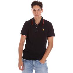 Oblačila Moški Polo majice kratki rokavi Ciesse Piumini 215CPMT21423 C2510X Črna
