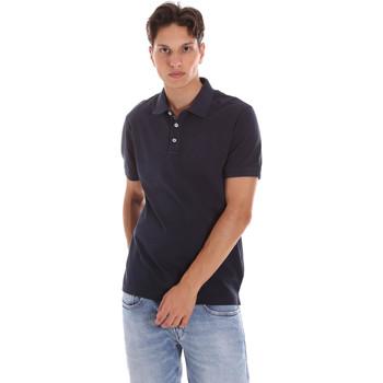 Oblačila Moški Polo majice kratki rokavi Ciesse Piumini 215CPMT21454 C0530X Modra