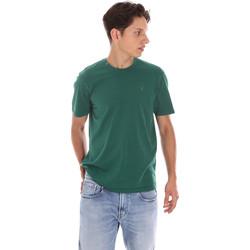 Oblačila Moški Polo majice kratki rokavi Ciesse Piumini 215CPMT01455 C2410X Zelena