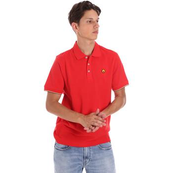 Oblačila Moški Polo majice kratki rokavi Ciesse Piumini 215CPMT21424 C0530X Rdeča