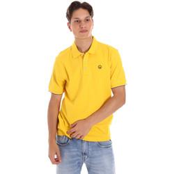 Oblačila Moški Polo majice kratki rokavi Ciesse Piumini 215CPMT21424 C0530X Rumena