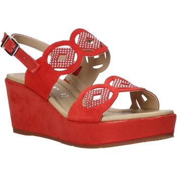Čevlji  Ženske Sandali & Odprti čevlji Valleverde 32214 Rdeča