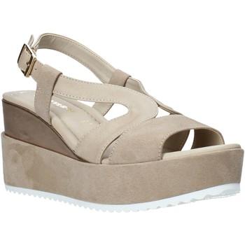 Čevlji  Ženske Sandali & Odprti čevlji Valleverde 32436 Bež