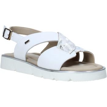 Čevlji  Ženske Sandali & Odprti čevlji Valleverde 32120 Biely