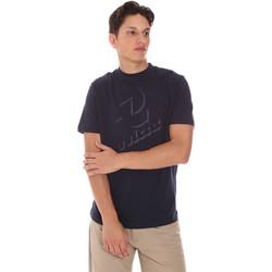 Oblačila Moški Majice s kratkimi rokavi Invicta 4451241/U Modra