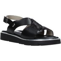Čevlji  Ženske Sandali & Odprti čevlji Valleverde 32120 Črna