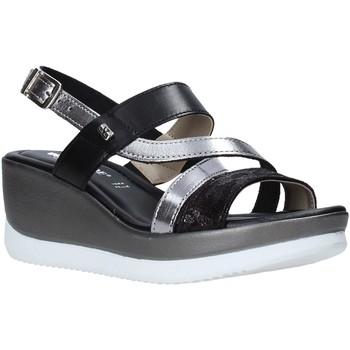 Čevlji  Ženske Sandali & Odprti čevlji Valleverde 32151 Črna