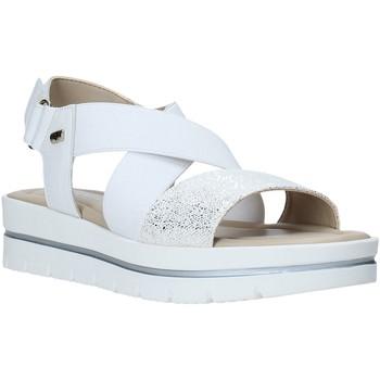 Čevlji  Ženske Sandali & Odprti čevlji Valleverde 32332 Biely