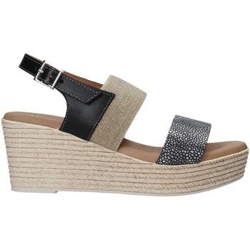 Čevlji  Ženske Sandali & Odprti čevlji Valleverde 34275 Črna