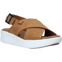 Čevlji  Ženske Sandali & Odprti čevlji Valleverde 36640 Rjav