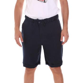 Oblačila Moški Kratke hlače & Bermuda Sseinse PB737SS Modra