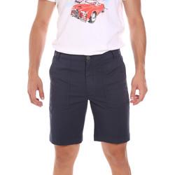 Oblačila Moški Kratke hlače & Bermuda Colmar 0867T 8SP Modra