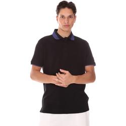 Oblačila Moški Polo majice kratki rokavi Invicta 4452240/U Črna