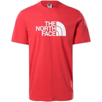 Oblačila Moški Majice s kratkimi rokavi The North Face NF0A2TX3V341 Rdeča