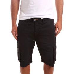 Oblačila Moški Kratke hlače & Bermuda Sseinse PB738SS Črna