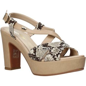 Čevlji  Ženske Sandali & Odprti čevlji Valleverde 32520 Bež