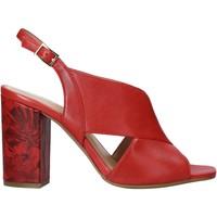Čevlji  Ženske Sandali & Odprti čevlji Valleverde 48571 Rdeča