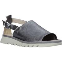 Čevlji  Ženske Sandali & Odprti čevlji Valleverde 41152 Siva