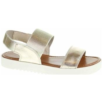 Čevlji  Ženske Sandali & Odprti čevlji Marco Tozzi 222836030960 Zlata