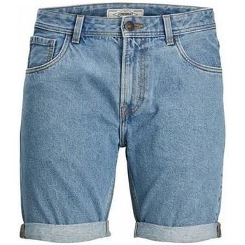 Oblačila Moški Kratke hlače & Bermuda Produkt BERMUDAS VAQUERAS HOMBRE  12172070 Modra