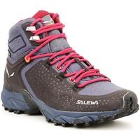 Čevlji  Moški Pohodništvo Salewa Ws Alpenrose 2 Mid GTX 61374-0988 purple