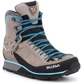 Čevlji  Ženske Pohodništvo Salewa Ws Mtn Trainer 2 Winter GTX 61373-7950 grey, blue