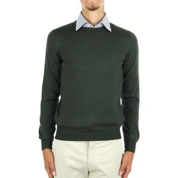 Oblačila Moški Puloverji La Fileria 14290 55167 Green