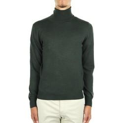 Oblačila Moški Puloverji La Fileria 14290 55157 Green